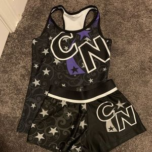 Other - Cheer Nation All Stars Spandex Set